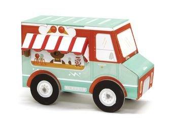Фото 3D конструктор Машина с мороженым