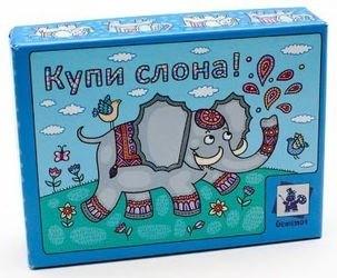 Фото Настольная игра Купи слона