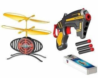Фото Летающая мишень HoverTech TargetFX с бластером (1 игрок)