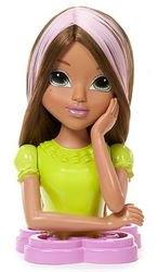 Фото Кукла-торс Moxie Волшебные волосы, Моне (530992)