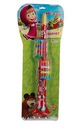 """Фото Музыкальная игрушка Кларнет """"Маша и Медведь"""" (В323586-R2)"""
