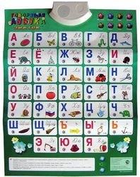 Фото Говорящая азбука Знаток (буквы, звуки)