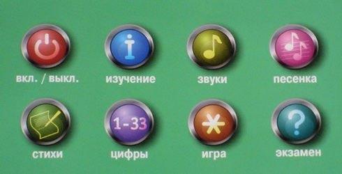 Говорящая азбука Знаток (буквы, звуки) фотография 4