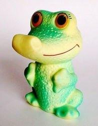 Фото Фигурка Крокодил из пластизоля (СИ-76)