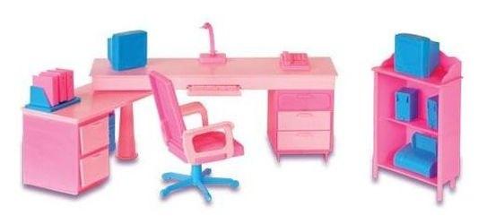 Фото Кукольная мебель Офис (С-827)