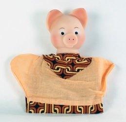 "Фото Кукла-перчатка ""Хрюша"" (11046)"