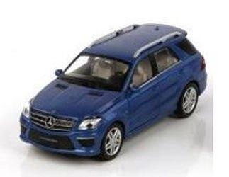 Фото Игрушечная модель Mercedes-Benz ML 1:32 со звуком и светом (870113)