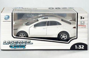 Фото Модель металлическая Honda Accord (Хонда Аккорд) 1:32 (L002)