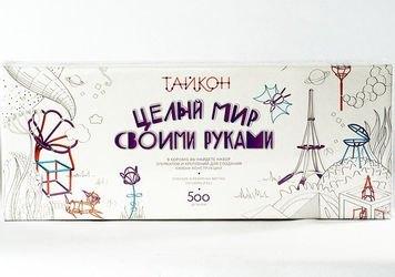 "Фото Конструктор ""Тайкон"" (основной набор)"