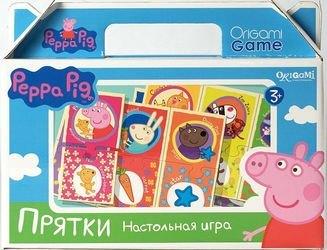Фото Настольная игра Прятки Свинка Пеппа (01572)