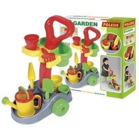Фото Игровой набор Садовник в коробке (36599)