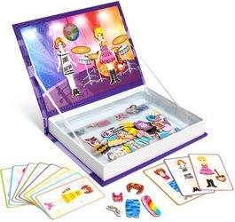 Фото Игровой набор с магнитами МагБук Диско (Т57382)