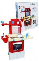 Фото Детская кухня INFINITY basic №2  в коробке (42286)