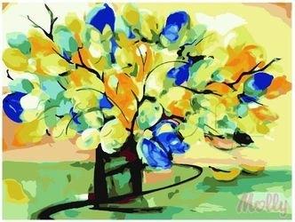 Фото Картина по номерам Букет из листьев 40х50 (GX7217)