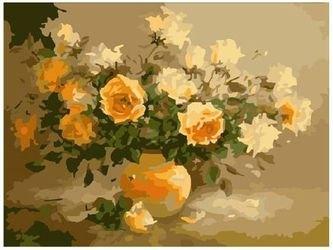 Фото Картина по номерам Аромат цветов 40х50 (G052)
