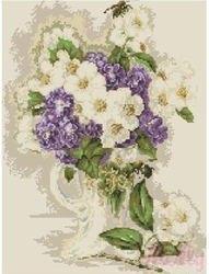 Фото Мозаичная картина Майский цвет 40х50 см (GZ087)