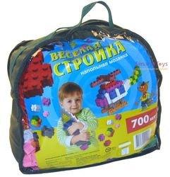 """Фото Мозаика напольная """"Веселая стройка"""" (в сумке, 700 шт)"""