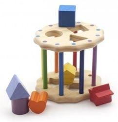 Фото Развивающая игрушка Занимательный цилиндр (Д028)