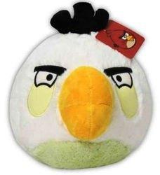 Фото Мягкая игрушка Angry Birds Белая птица 20 см (КАВ012)