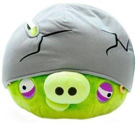 Фото Мягкая игрушка Angry Birds Свинья в шлеме 20 см (КАВ027)
