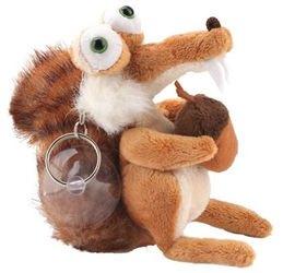 Фото Мягкая игрушка Белка из Ледникового периода
