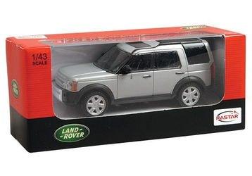 Фото Масштабная модель Лэнд Ровер Дискавери 3 (Land Rover DISCOVERY 3) 1:43 (36700)