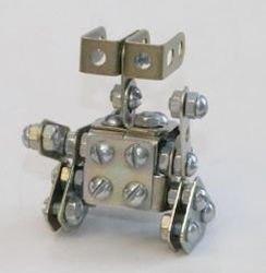 Конструктор металлический Самоделкин цветной С80 (80 моделей) (03019) фотография 3