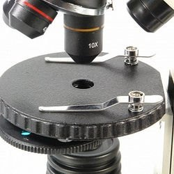 Микроскоп школьный Эврика 40х-1280х в текстильном кейсе фотография 8