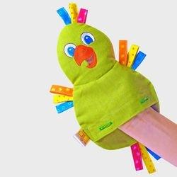 Мягкая игрушка Доктор-Мякиш Попугай (240) фотография 3