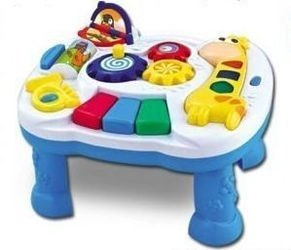 Фото Развивающая игрушка Обучающий музыкальный столик (80088)