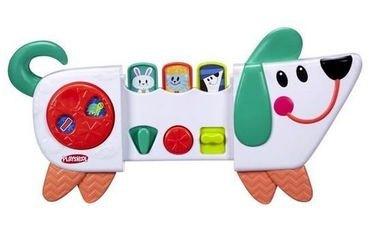 Фото Развивающая игрушка Веселый щенок возьми с собой Playskool