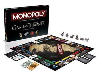 Настольная игра Монополия Игра Престолов фотография 2