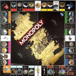 Настольная игра Монополия Игра Престолов фотография 4