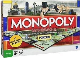Фото Настольная игра Монополия Россия (01610)