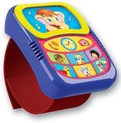 Фото Музыкальная игрушка Говорящий плеер-часики