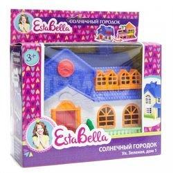 Фото Кукольный домик с террасой Солнечный городок (62214)