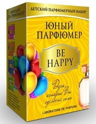Фото Набор Юный парфюмер Be Happi (330)