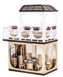 Фото Кукольный домик Коллекция Дом с-1293 (без мебели)