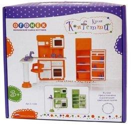 Фото Кукольная мебель для кухни Конфетти (С-1339)