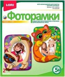 "Фото Набор для создания фоторамки ""Кошки-Мишки"" (Н-065)"