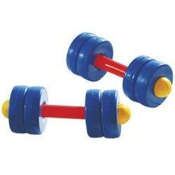 Фото Детские игрушечные гантели