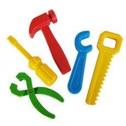 Фото Набор игрушечных инструментов Маленький умелец (22122)