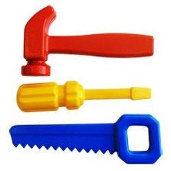 Фото Набор игрушечных инструментов Плотник (22123)
