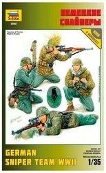 Фото Сборная модель Немецкие снайперы (3595)
