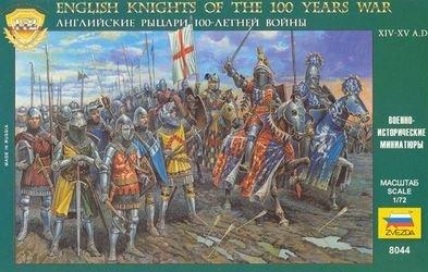 Фото Сборная модель Английские рыцари (8044)