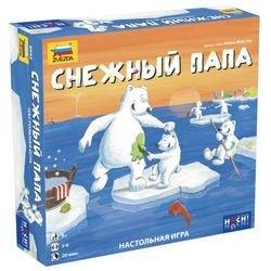Фото Настольная игра Снежный папа (8943)