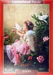 """Фото Пазл """"Поцелуй ангела"""", 1000 элементов (C-102297)"""