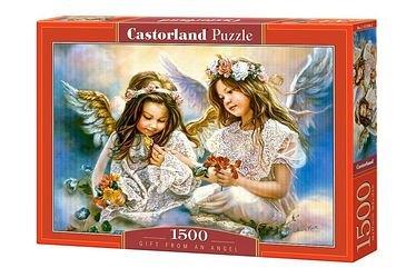 "Фото Пазл ""Подарок от ангела"", 1500 элементов (C-151394)"