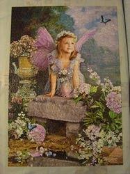 "Фото Пазл ""Весенний ангел"", 1500 элементов (С-150892)"