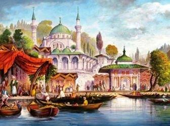 """Фото Пазл """"Стамбул"""", 3000 элементов (C-300297)"""